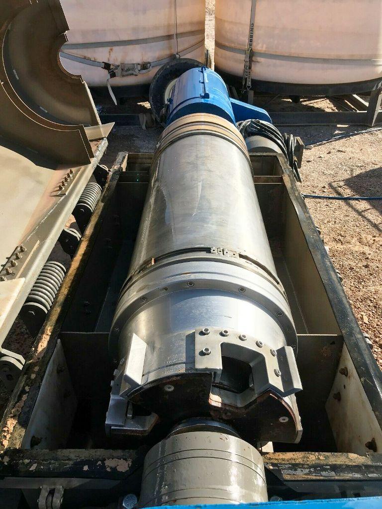 (2) Hutchison-Hayes 5500 XP oilfield skids, 316SS.