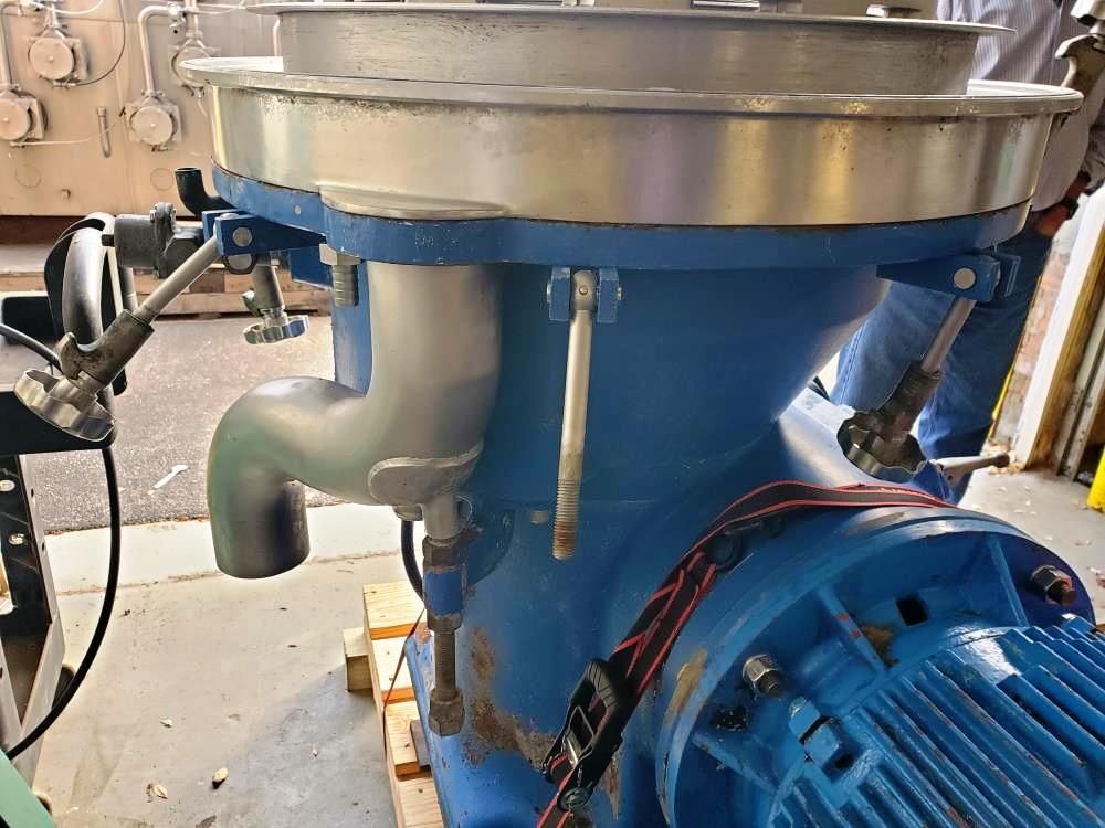 Alfa-Laval AFPX 213 SGV-15 oil purifier, 316SS.