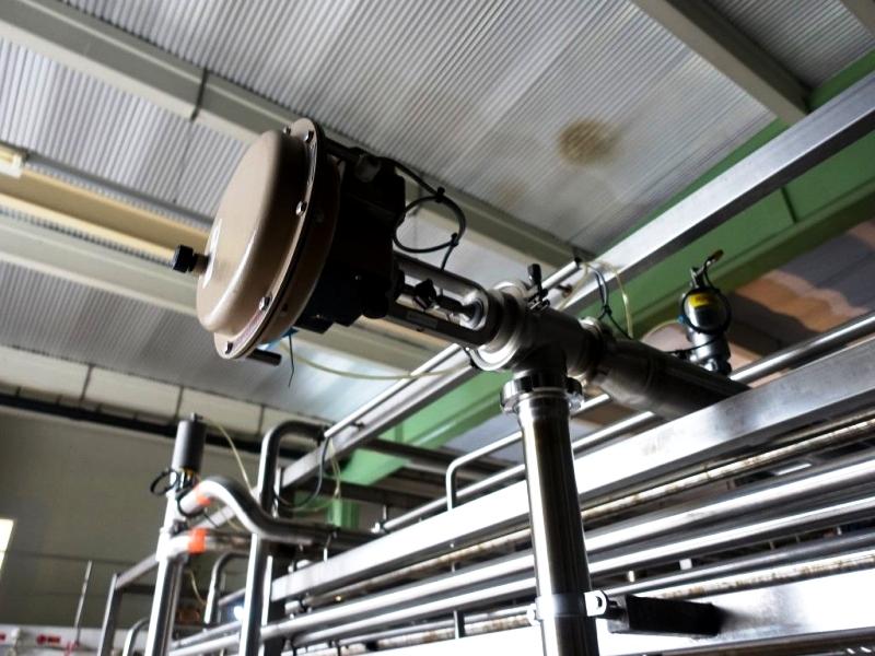 Alfa-Laval HMRPX 518 HGV-74C-50 warm milk separator, 316SS.
