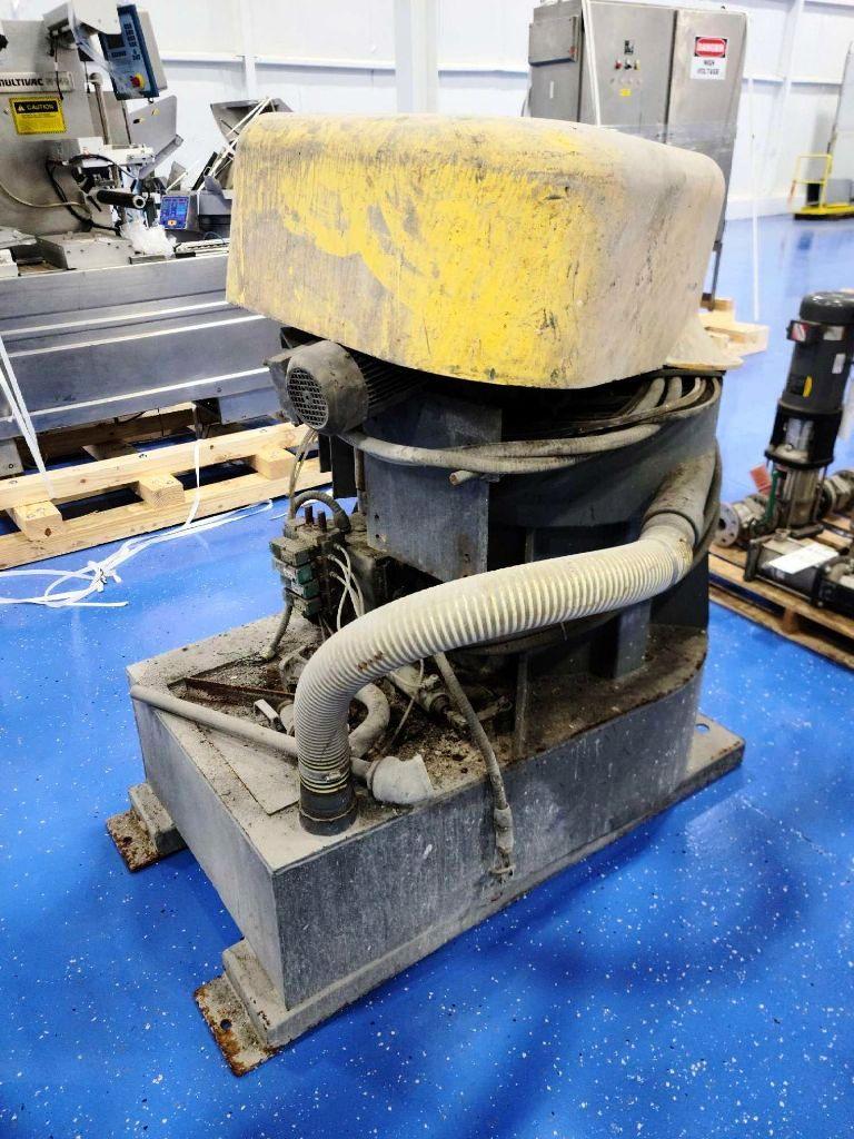 (3) USC Supramatic A262 self-cleaning basket centrifuges.
