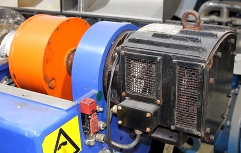 Alfa-Laval P2-200 decanter centrifuge, 316SS.