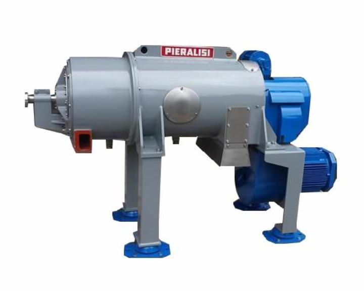 (2) Pieralisi Baby 2 decanter centrifuges, 316SS.