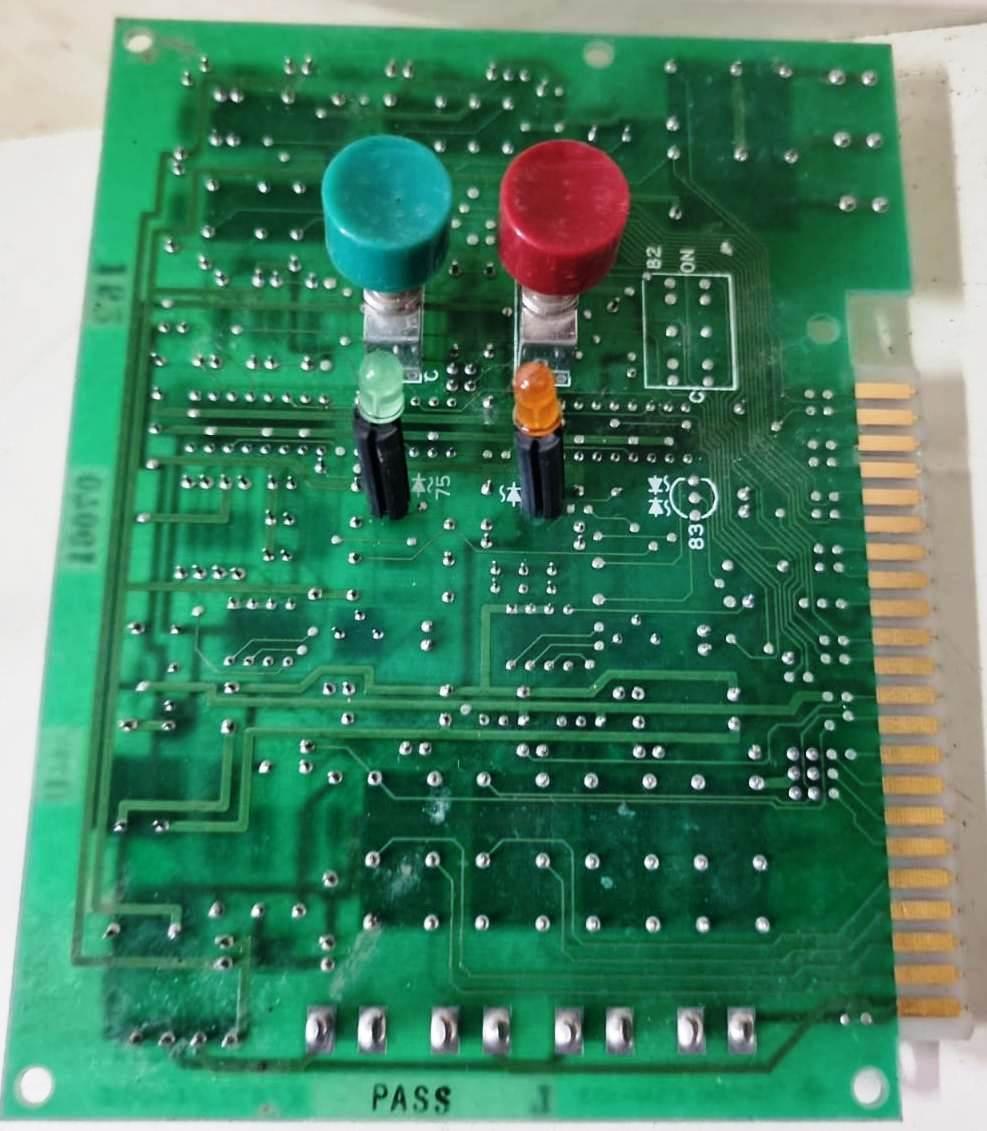 (4) Terasaki ESM-103 PCB cards for purifier starting panel.