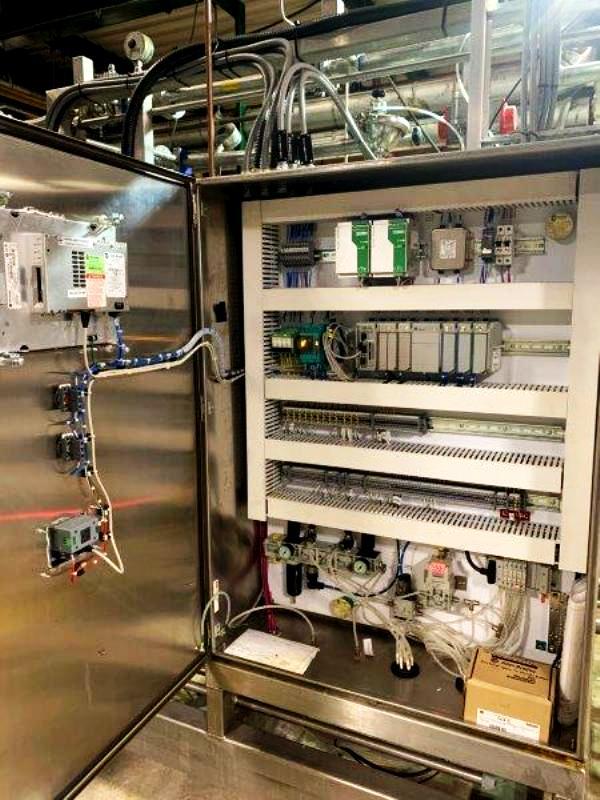 Alfa-Laval BD 80 biodiesel separator module, 316SS.