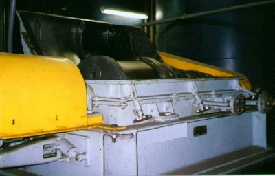 Alfa-Laval NX 214-31BE decanter centrifuge, 316SS.