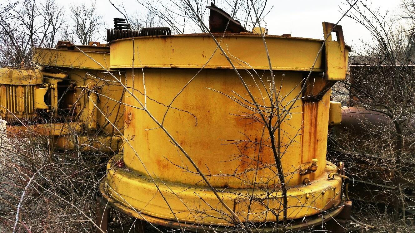 (2) CMI VC-48 vibratory centrifugal dryers, CS.