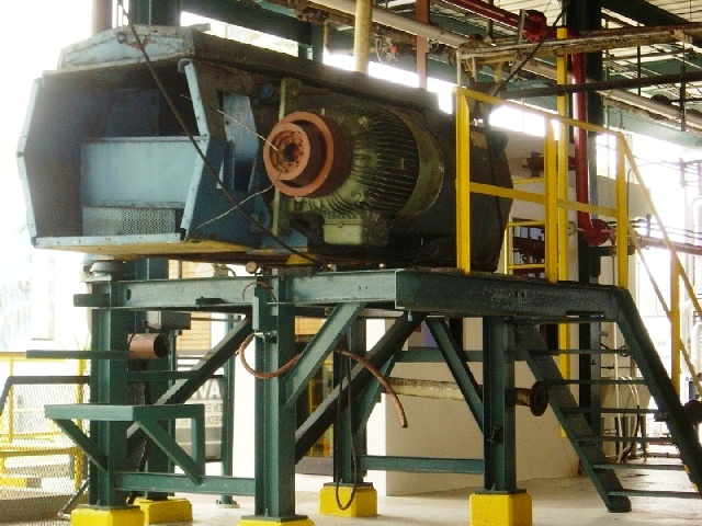(2) Alfa-Laval NX 329B-31G decanter centrifuges, Duplex SS.