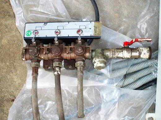 (4) Alfa-Laval MMPX 303 SGP-11 oil purifiers, 316SS.