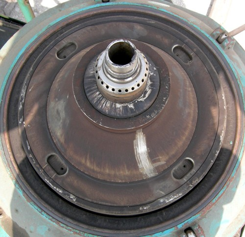 Alfa-Laval FUVPX 207-AGT-79-60 concentrator centrifuge.