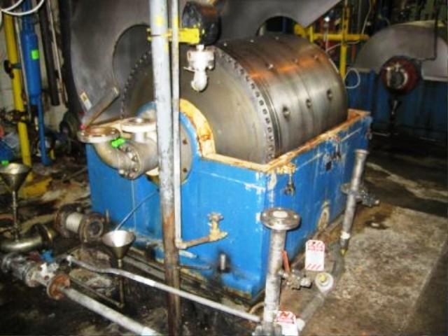 (4) Podbielniak D-36 (D-900) centrifugal contactors, 316L SS.