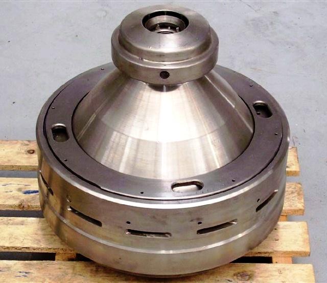Alfa-Laval MRPX 207 SGV-34 clarifier centrifuge, 316SS.