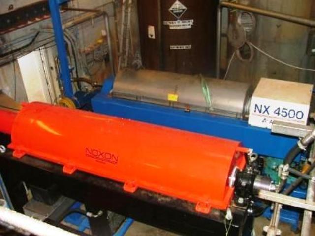 Alfa-Laval AVNX 935B-31G decanter centrifuge, 316SS.