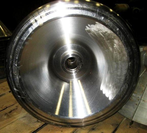 (2) Alfa-Laval B-214C oil refining/degumming purifiers, SS.