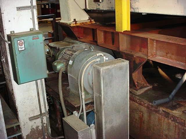(5) Sharples PM-95,000 Super-D-Canter centrifuges, 316SS.