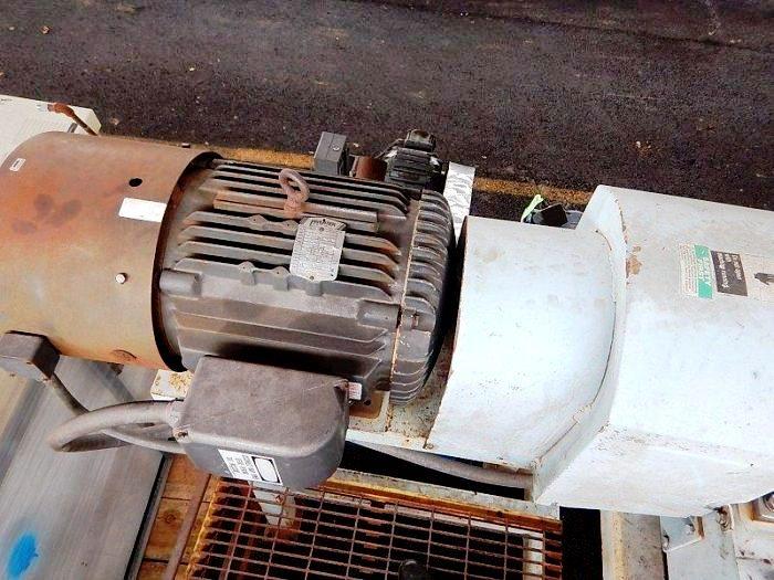 Alfa-Laval NX 418 decanter centrifuge, 316SS.