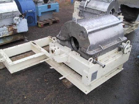 (3) Sharples P2000 sanitary frames and casings only.