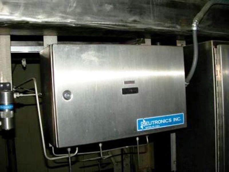(3) Heinkel HF 800 Inverting Filter centrifuges, Hastelloy.