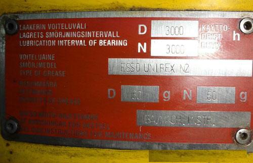 (4) Sharples DS-706 Super-D-Canter centrifuges, 316SS.