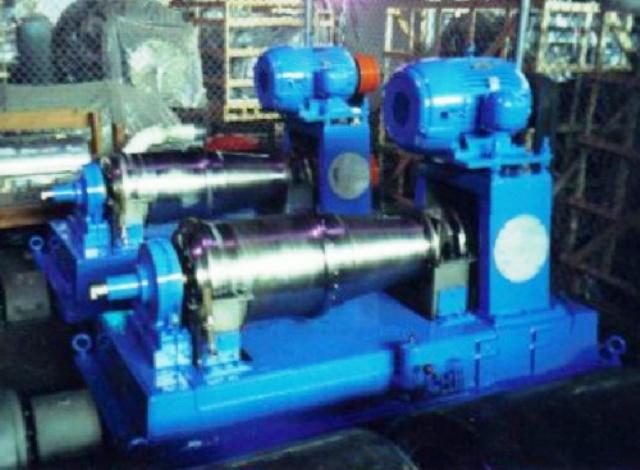 (2) Dorr-Oliver 16L decanter centrifuges, 316SS.
