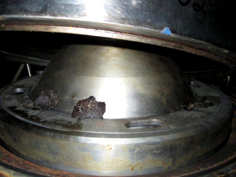 Alfa-Laval FUVPX 207-AGP-79-50 citrus oil purifier, 316SS.