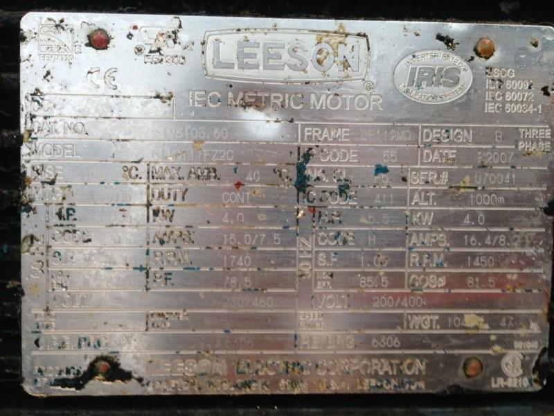 Alfa-Laval MAB 205S-24-60 oil purifier, SS.