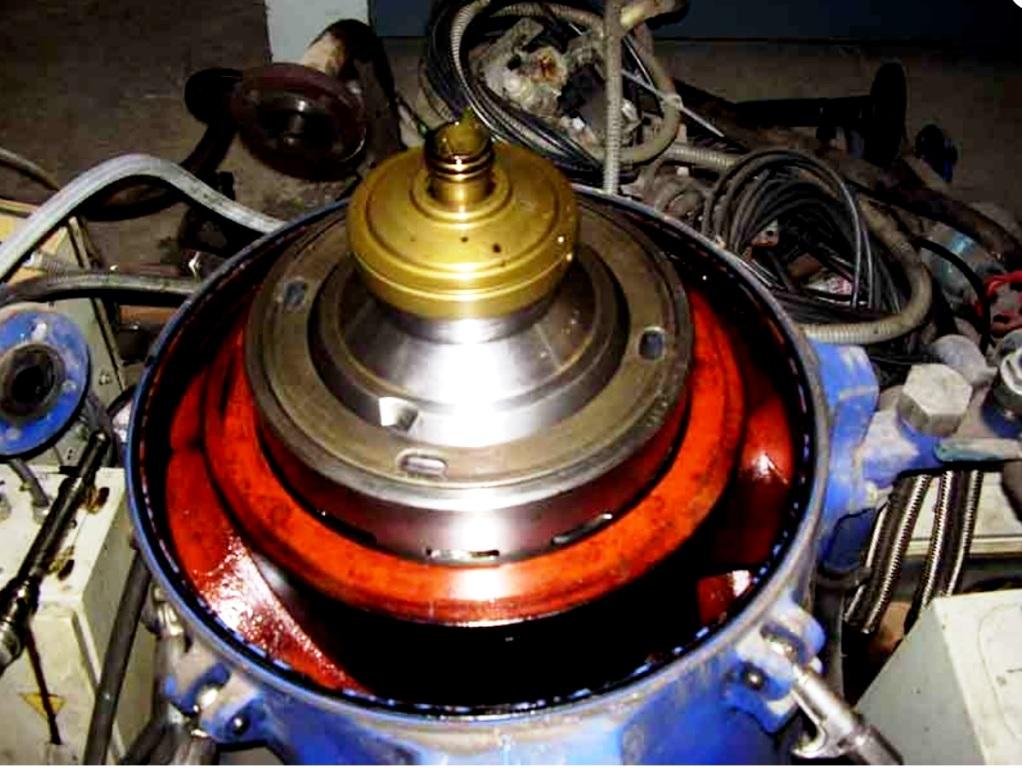 (4) Alfa-Laval LOPX 705 SFD-34 clarifiers, SS.