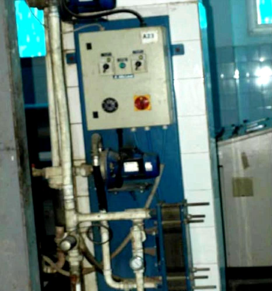 Alfa-Laval Complete 4 TPH Olive Oil Processing Line.