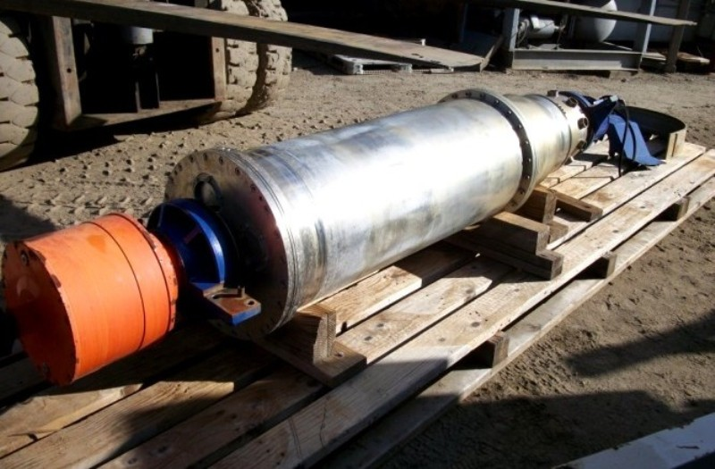 Alfa-Laval ALDEC 506 decanter centrifuge, 316SS.