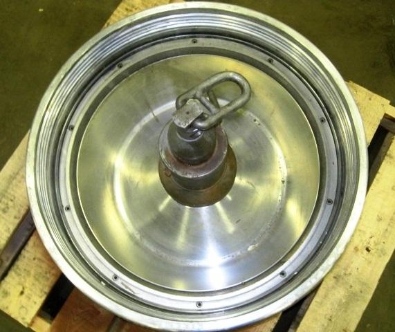 (2) Westfalia MSA 160-01-076 warm milk separators, 316SS.