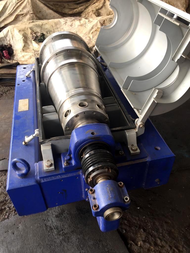 Alfa-Laval NX 4030B-31G decanter centrifuge, 316SS.