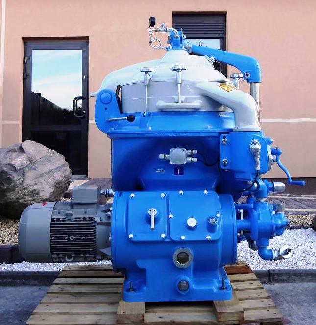 Alfa-Laval MAPX 309 TGT-29-60 oil purifier, SS.