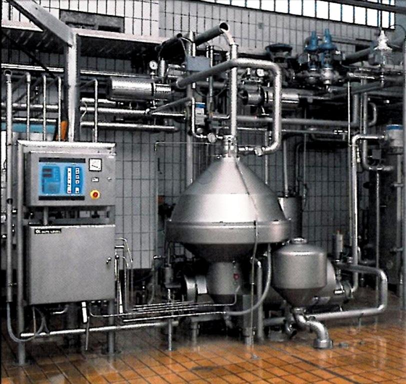 Alfa-Laval CMRPX 618 HGV-74C cold milk separator, 316SS.