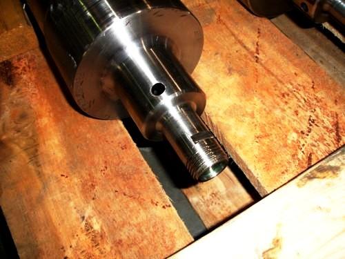 (2) Sharples AS-26 clarifier bowls, SS.