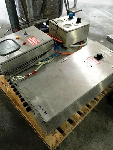 Alfa-Laval BRPX 417 SFV-31 clarifier, 316SS.