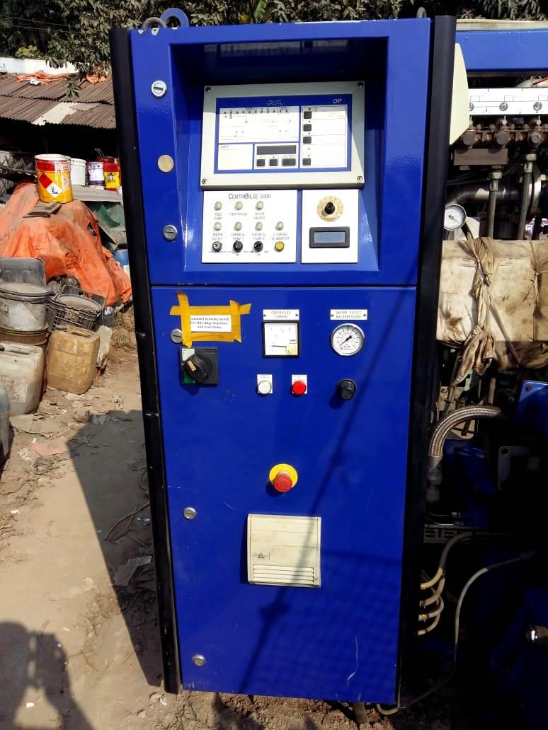 Alfa-Laval BWPX 307 TGD-71 oil concentrator, SS.