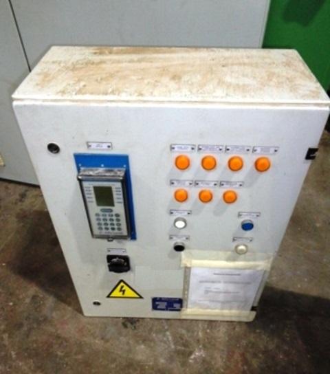 Alfa-Laval XMNX 4545 decanter centrifuge, 316SS.