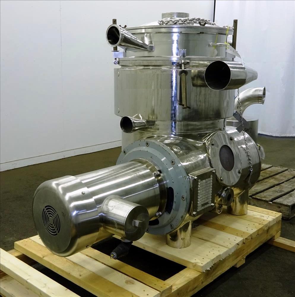 (7) Westfalia BKA 35-86-076 centrifuges, 316SS.