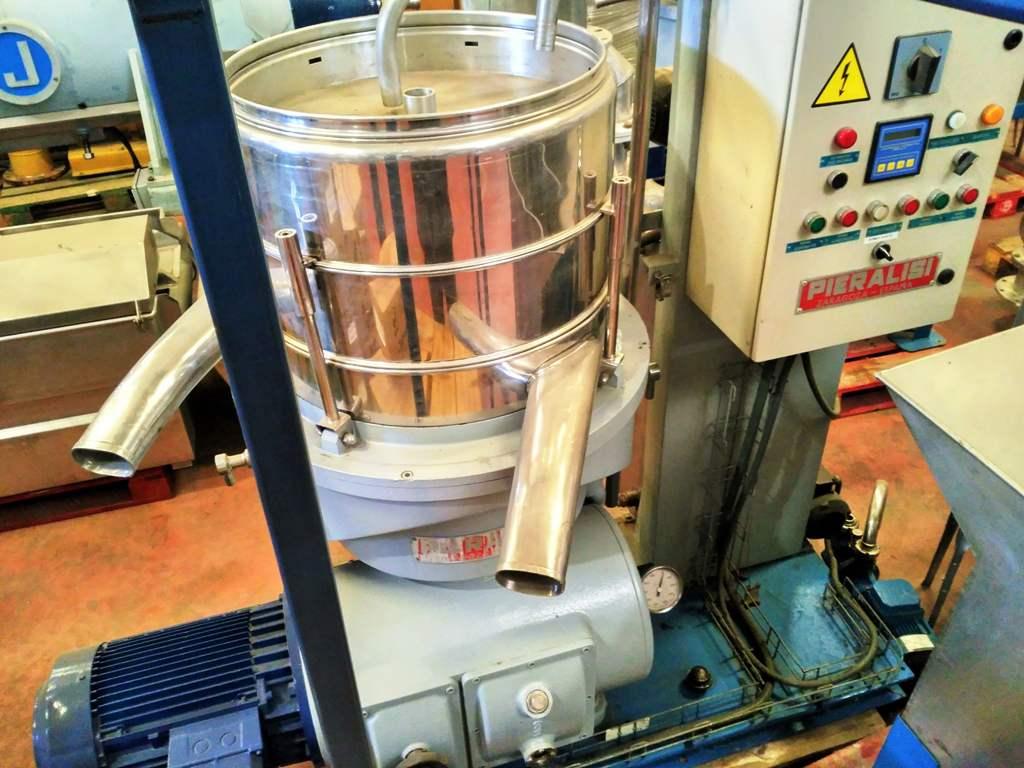 (2) Pieralisi P6000 olive oil separators, 316SS.