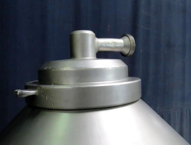 Alfa-Laval MRPX 314 TGV-74C warm milk separator, 316SS.