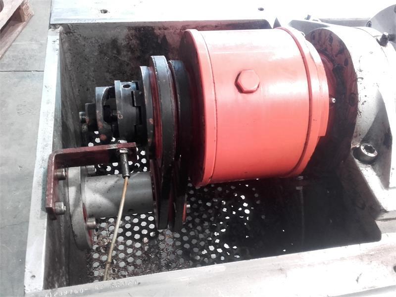 Alfa-Laval Y2 sanitary decanter centrifuge, 316 SS.