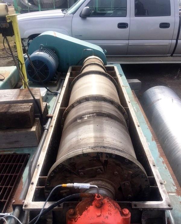 (2) Humboldt/Centrisys S 2-11 decanter centrifuges, 316 SS.
