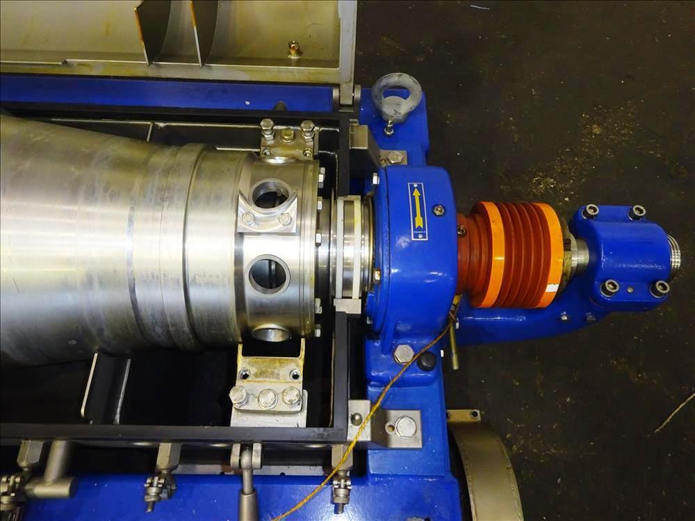 Alfa-Laval KWNX 418S-31G decanter centrifuge, 316SS.
