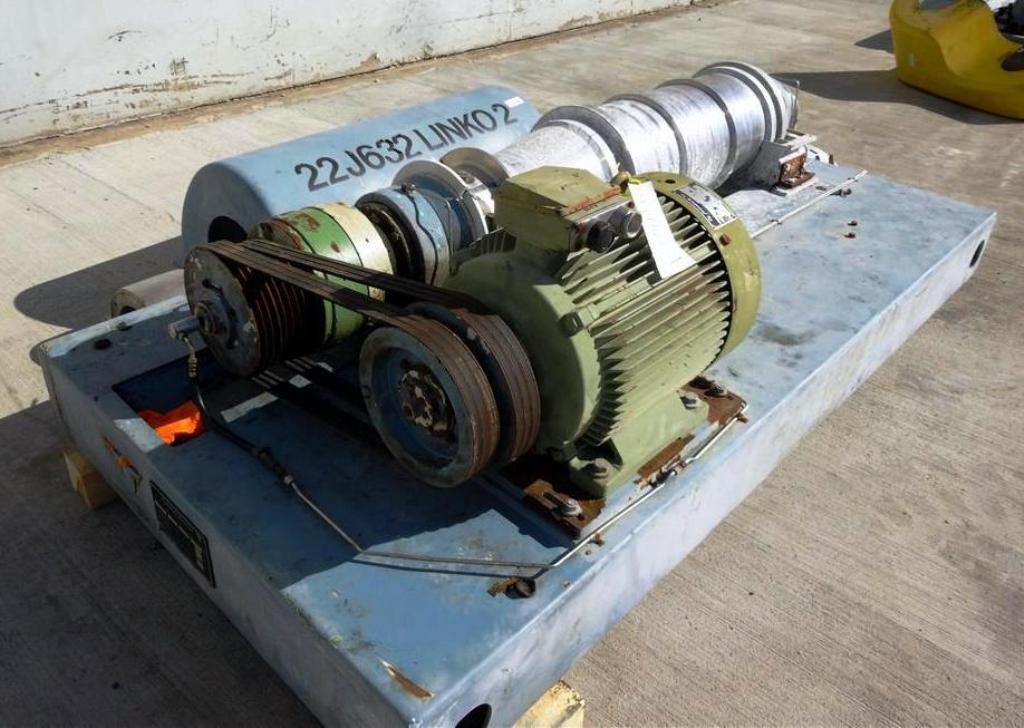 (2) Flottweg Z32-4/451 decanter centrifuges, 316SS.