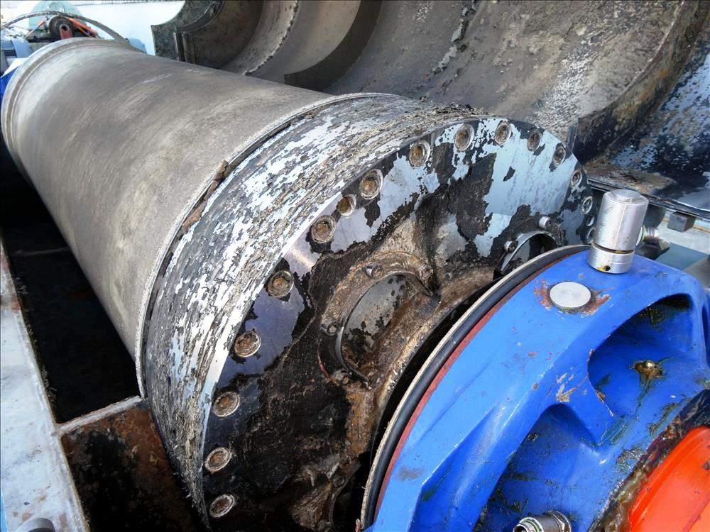 (2) Alfa-Laval DSNX 4850 decanter centrifuges, 316SS.