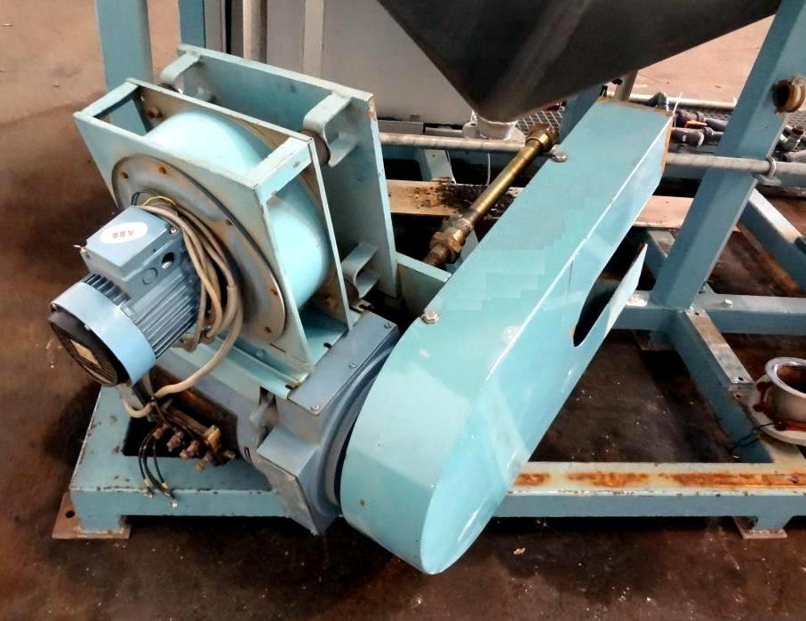 Alfa-Laval AVNX 419B-31G decanter centrifuge, 316SS.