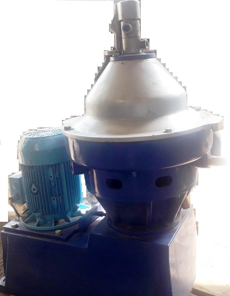 Alfa-Laval MMPX 304 SGP-11-60 oil purifier, 316SS.
