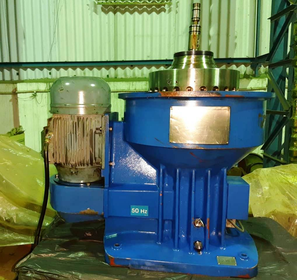 Alfa-Laval S-841 fuel/lube oil purifier, 316SS.