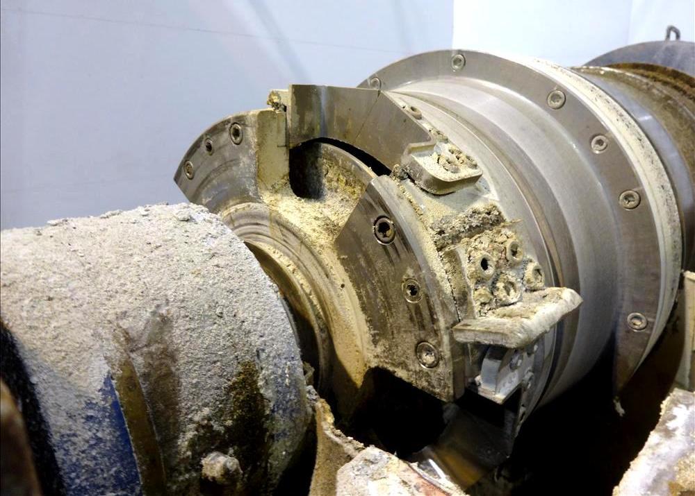 (3) Sharples P3000 Super-D-Canter centrifuge, 316SS.