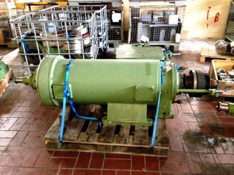 (2) Westfalia CA 365-010 decanter centrifuges, 316SS.
