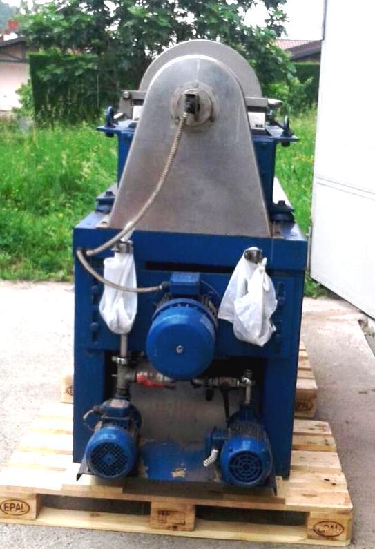 Alfa-Laval NX 314B-11G tricanter centrifuge, 316SS.